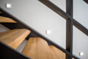 Treppenstufe Holz